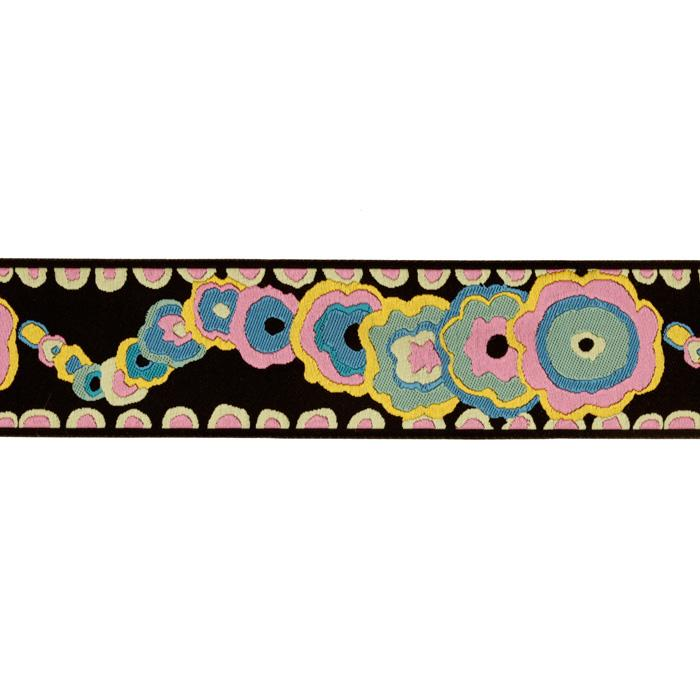 Kaffe Fassett Designed Ribbon Black kites