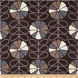 Kanvas Boy Meets Girl Houndstooth Poppy Brown