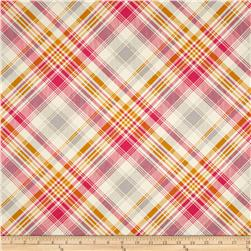 Joel Dewberry Home Décor Sateen Notting Hill Tartan