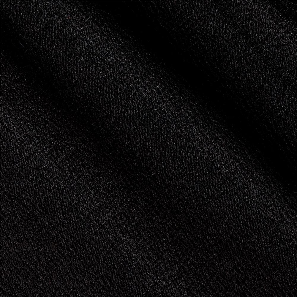 Liverpool Crepe Double Knit Solid Black
