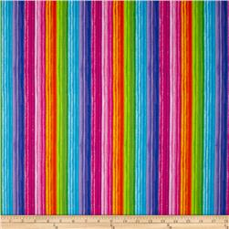 Kanvas Let's Party Stripe Multi