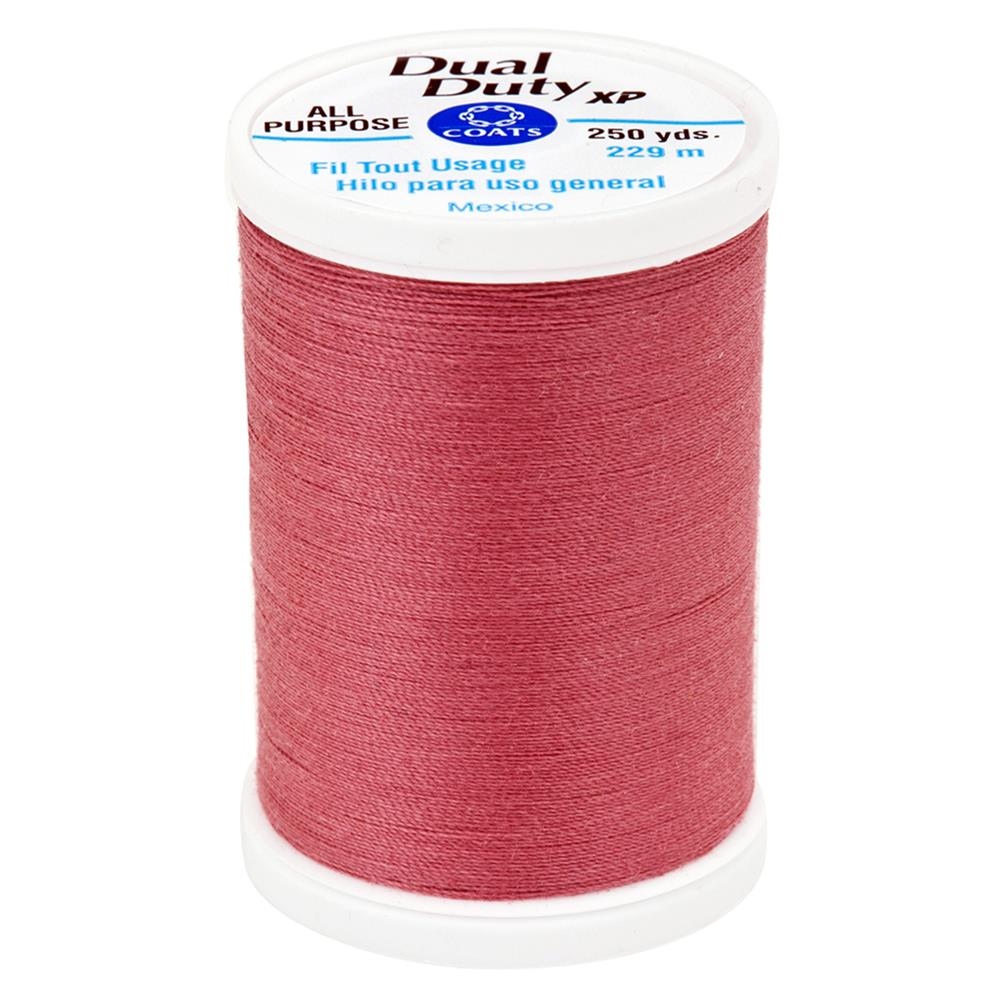 Coats & Clark Dual Duty XP 250yd China Rose