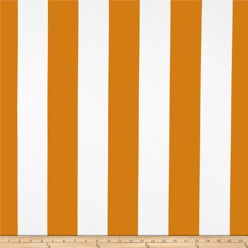 RCA Sheers Uno Vertical Stripe Orange