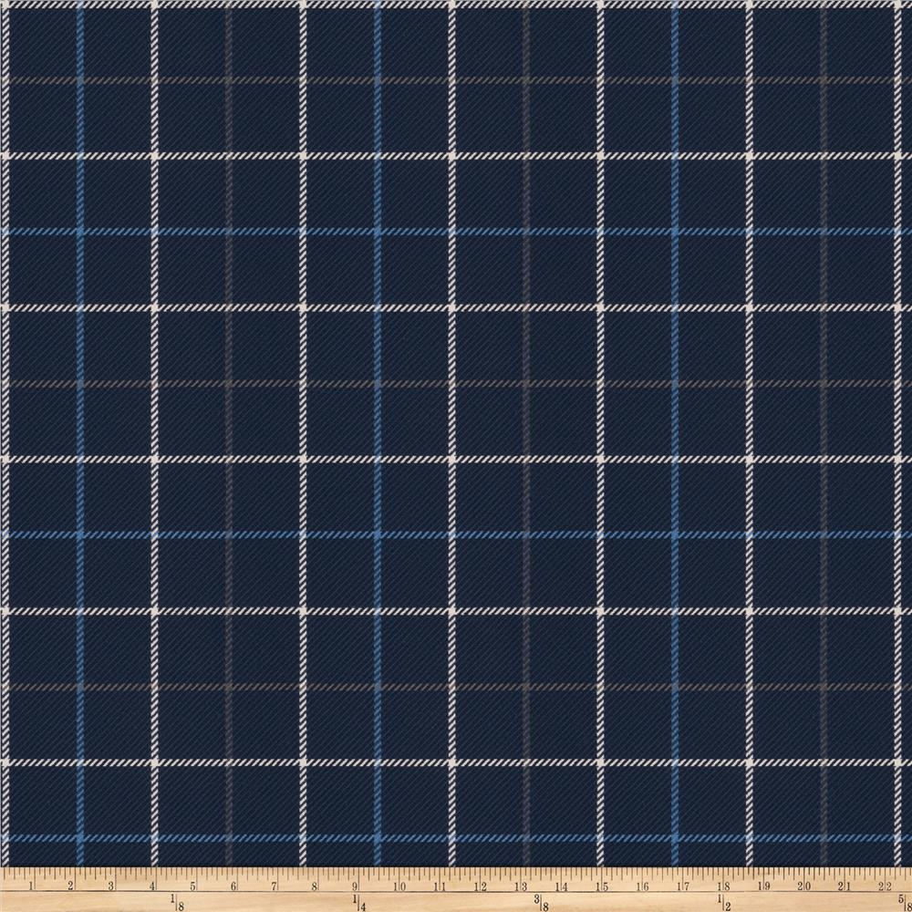 Fabricut Steed Twill Navy