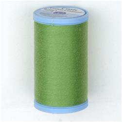 Coats & Clark Cotton Covered Quilting & Piecing Thread 500 Yds. Lime Green