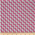 Graphix 3 Chevron Pink/Mint