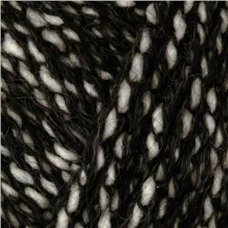 SMC Select Tweed Deluxe Yarn (7114) Black/White