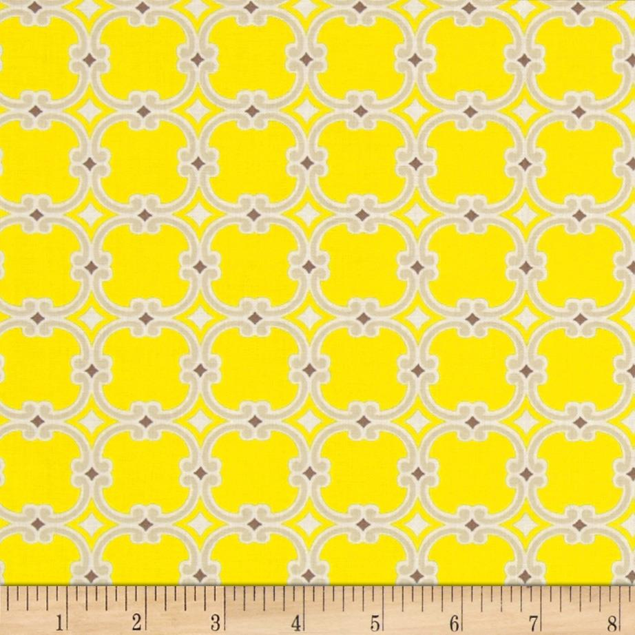 Bright Now Designs Yellow