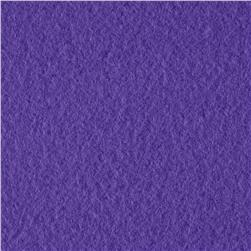 Solid Fleece Lavender