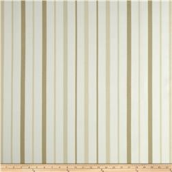 Largo Acrylic Indoor/Outdoor Stripe Linen
