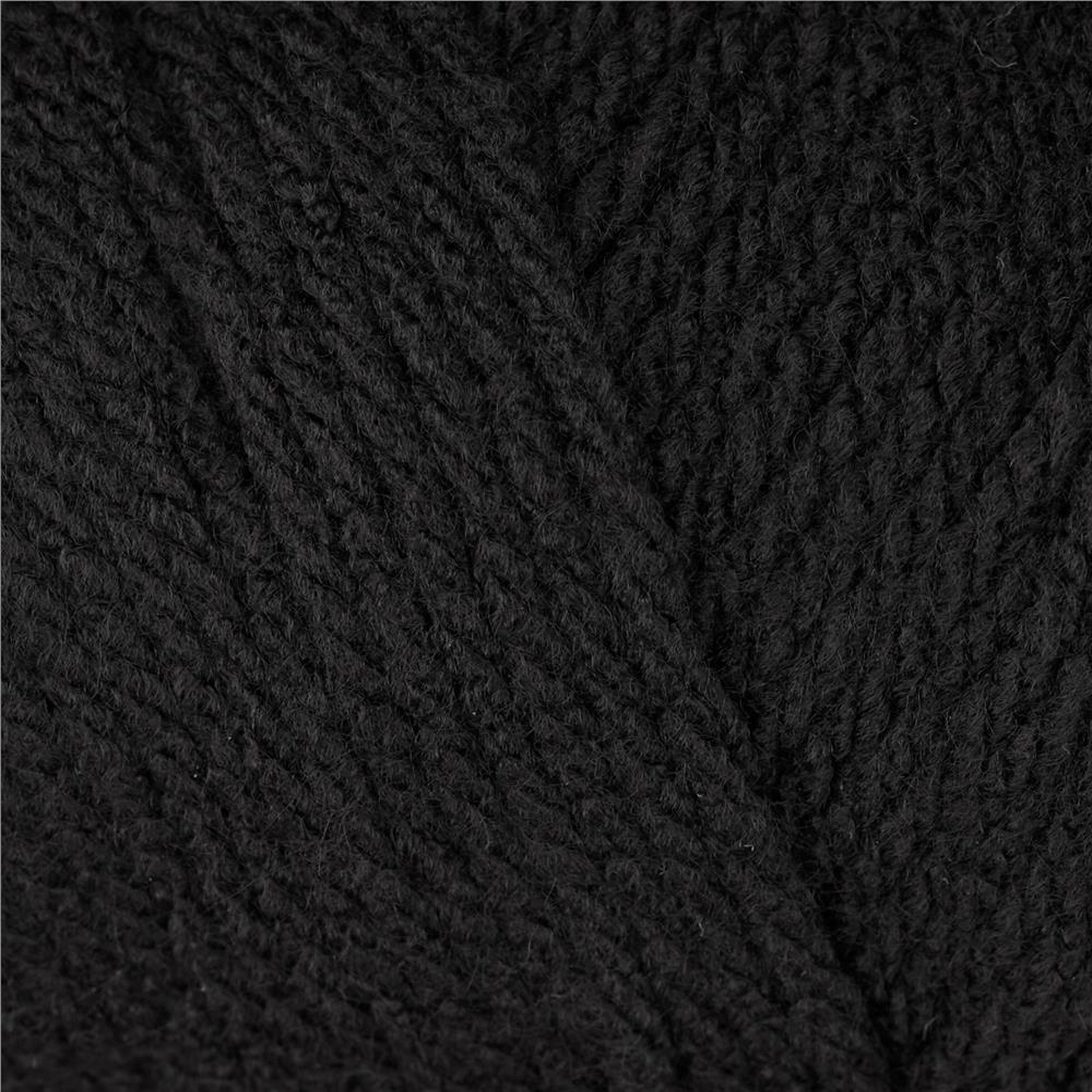 Caron United Yarn (06006) Black