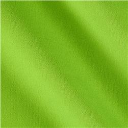 Telio Scuba Knit Solid Lime