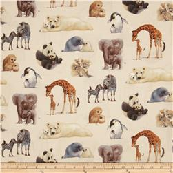 Animal Friends Animals Cream