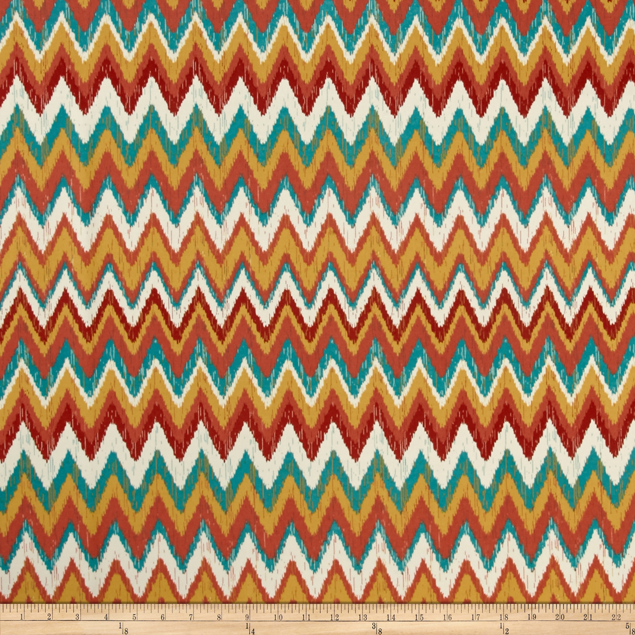 Terrasol Indoor/Outdoor Pulse Sienna Fabric by Tempro in USA