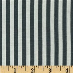 Basic Training Stripe Gray/White