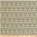 Market Road Medallions Cream/Brown