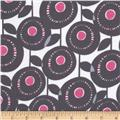 Michael Miller Pastel Pop It's A Girl Thing Flannel Aretha Orchid
