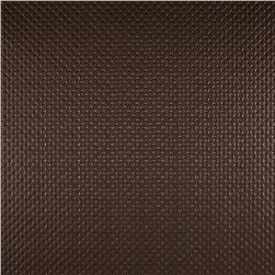 Luxury Faux Leather Tufted Diamonds Bronze