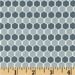 Kinetic Honeycomb Grey