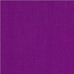 Michael Miller Cotton Couture Broadcloth Purple Fabric