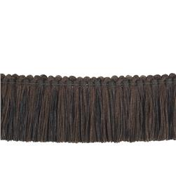 "Trend 2"" 02868 Brush Fringe Cocoa"