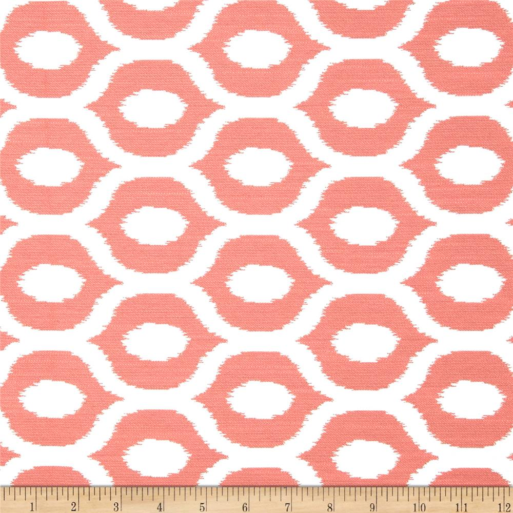 Swavelle/Mill Creek Minya Jacquard Salmon