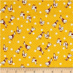 Toy Box Miniatures Ducks Yellow