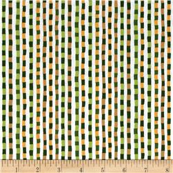Good Seasons Spring Stripe Green/Multi