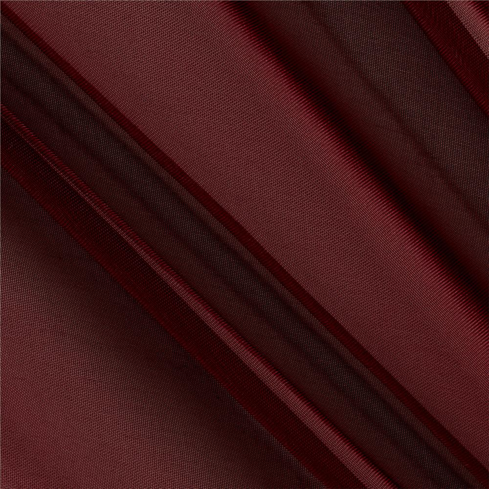 "120"" Sheer Voile Burgundy"