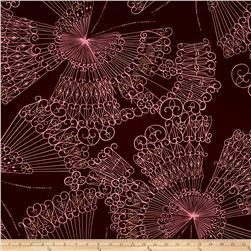 Kanvas Sakura Butterfly Lace Brown