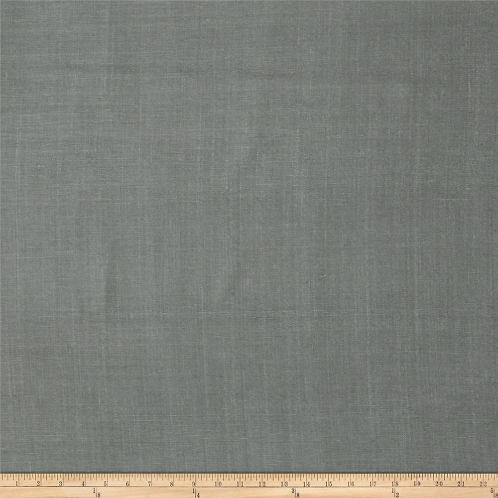 Fabricut Andes Raw Silk Pewter