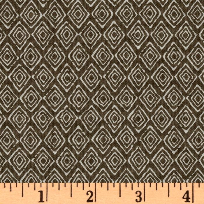 Primitiva Abstract Diamonds Taupe
