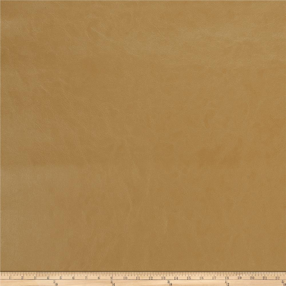Fabricut Bridgewater Faux Leather Camel