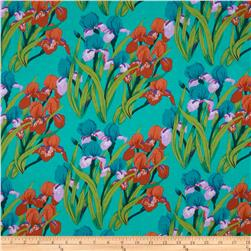 New Beginnings Iris Blue