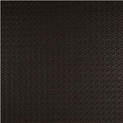 Luxury Faux Leather Rattan Black
