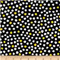 Fiona Dots Black