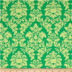 Michael Miller Dandy Damask Sprout Fabric