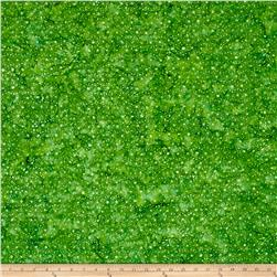 Wilmington Batiks Mini Dots Green