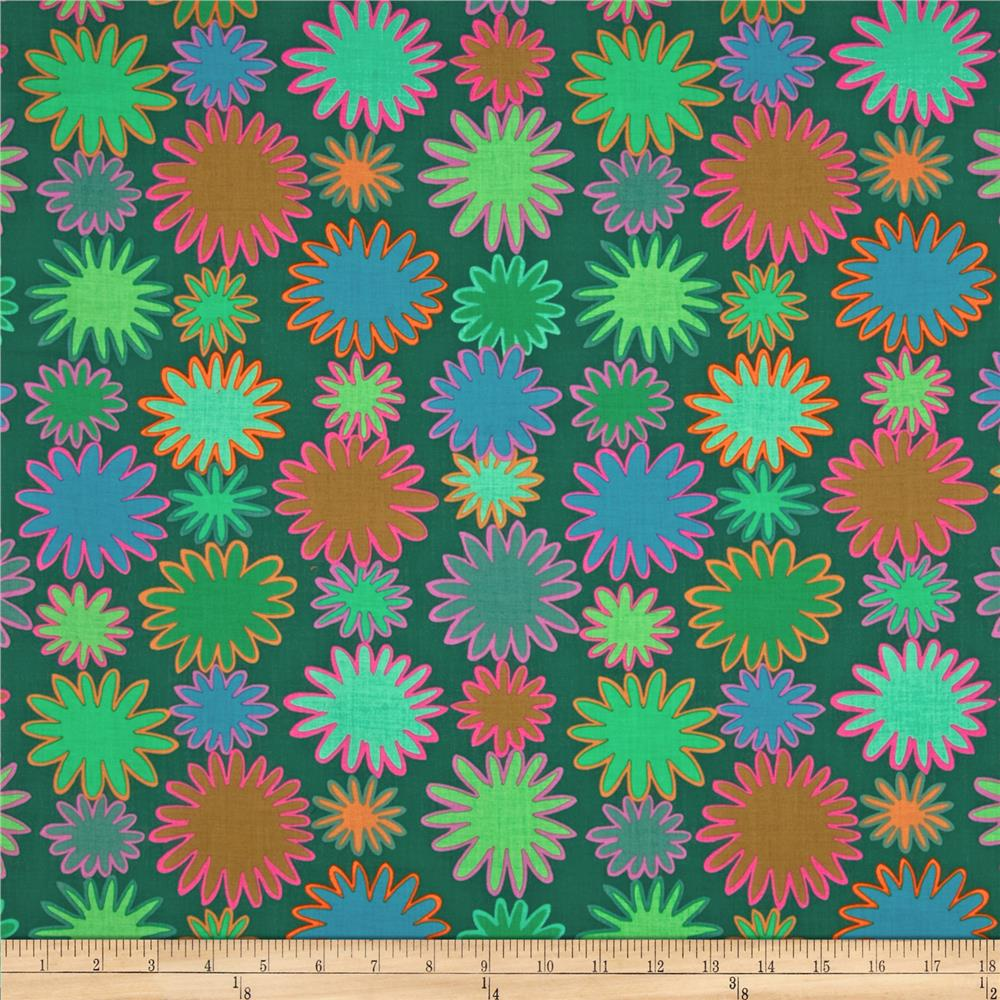 Kaffe Fassett Spring 2013 Collection Uzbekistan Green