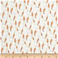 Moda Darling Little Dickens Carrots Cloud