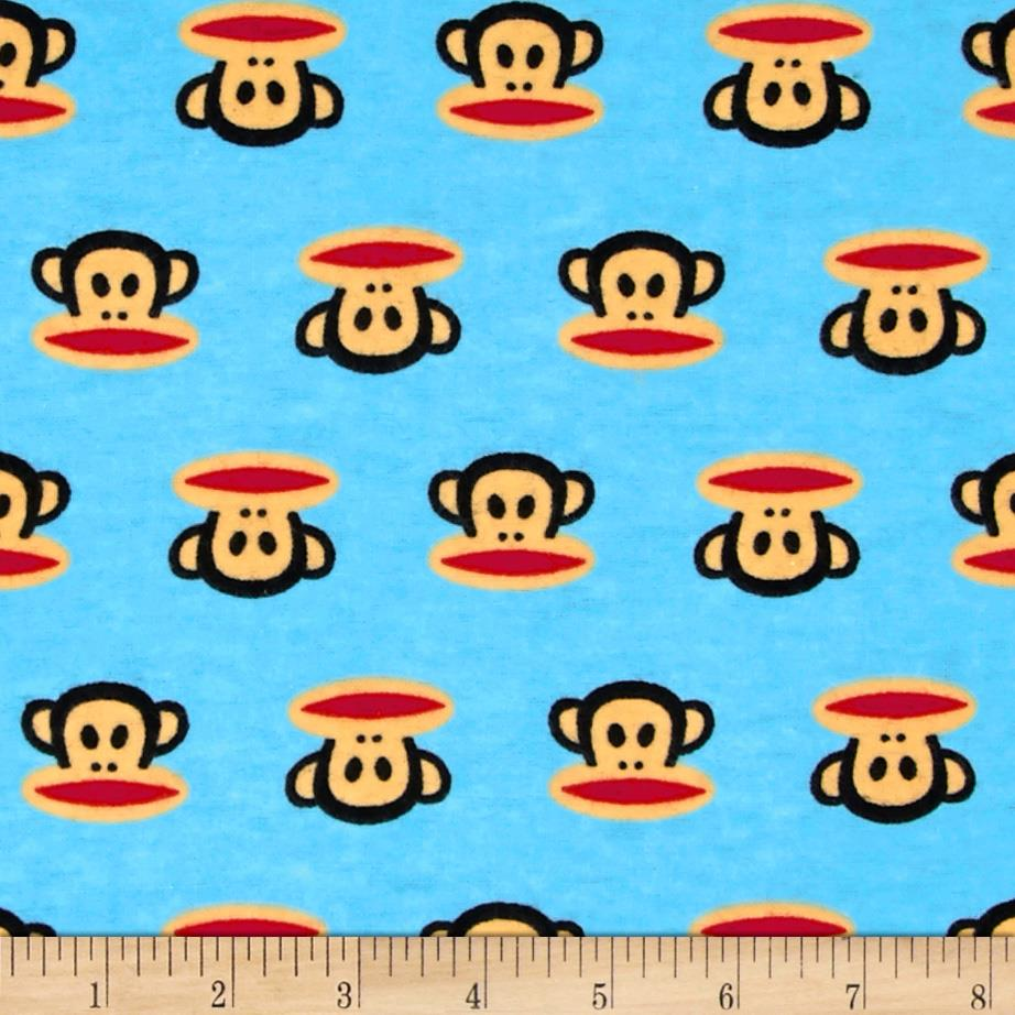 Paul Frank Julius Flannel Light Blue