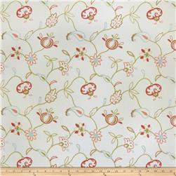 Jaclyn Smith 02609 Embroidered Duck Blush