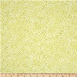 Essentials Leafy Scroll Antique Ivory