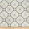 Tim Holtz Eclectic Elements Wallflower Mosaic Blue