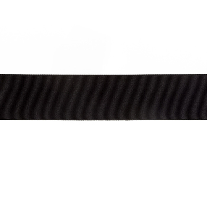 1 1/2'' Grosgrain Ribbon Black