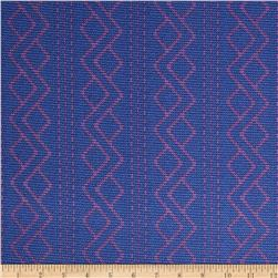 Downton Abbey II Argyle Blue