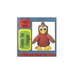 Freddies Friends Penny the Penguin Pattern