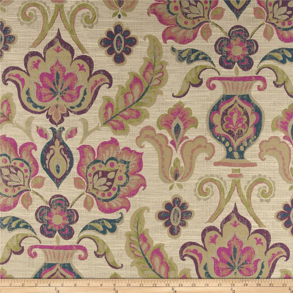 Richloom Fruition Jacquard Orchid