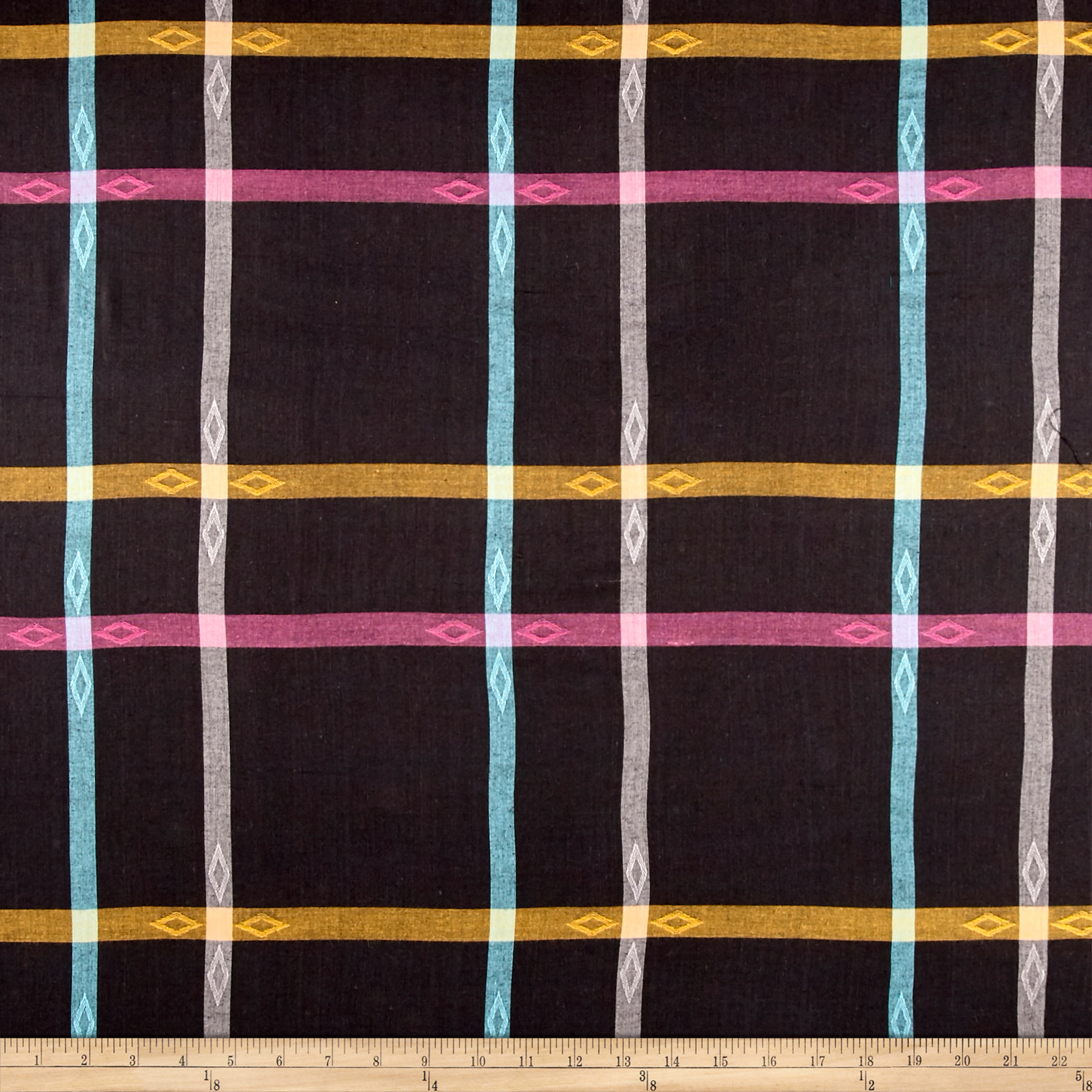 Anna Maria Horner Loominous Crisscross Sateen Mountain Fabric by Westminster in USA