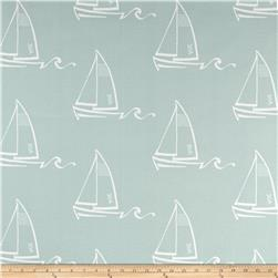 Premier Prints Indoor/Outdoor Seaton Blue Stone